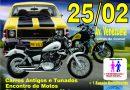 FOZ DO IGUAÇU RECEBE ENCONTRO DE CLUBES DE CARROS E MOTOS