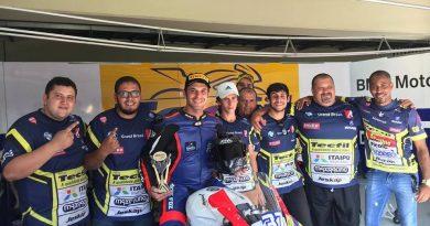 Marcio Ferreira Bortolini leva a melhor na 1ª etapa da SuperBike Light