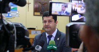 TCE aprova contas de 2017 da Câmara Municipal de Foz do Iguaçu