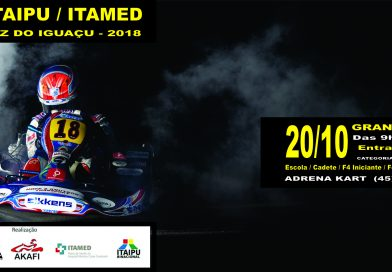 ADRENA KART RECEBE A FINAL DO MUNICIPAL DE KART