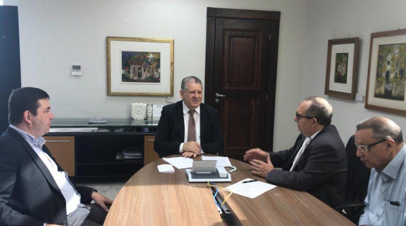 Deputado Rubens Recalcatti coquista verba para o VELOFOZ
