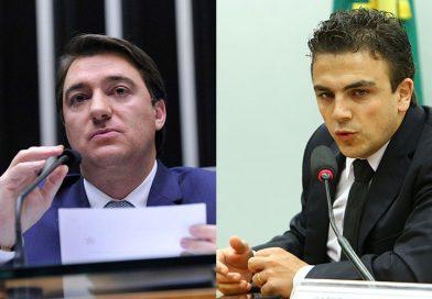 Aliel declarou apoio a reeleição de Giacobo para a Primeira-Secretaria da Câmara e defendeu o apoio da bancada do PSB, que conta com 32 deputados