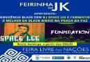 """""""CONSCIÊNCIA BLACK"""" TRAZ DIFERENTES RITMOS À FEIRINHA DA JK NESTE DOMINGO (27)"""