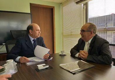Recalcatti faz avaliação positiva sobre plano apresentado pelo General Carbonell